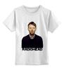 "Детская футболка классическая унисекс ""Radiohead "" - инди, radiohead, thom yorke, том йорк, радиохед"