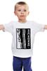"Детская футболка классическая унисекс ""Michonne (Walking Dead)"" - comics, сериал, ходячие мертвецы, the walking dead, michonne"