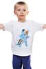 "Детская футболка классическая унисекс ""My Little Pony - Rainbow Dash"" - радуга, pony, mlp, my little pony, пони, rainbow, dash, рейнбоу"