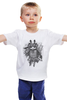 "Детская футболка ""Самурай Панда"" - панда, самурай, panda, samurai"