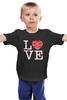 """Детская футболка """"Футболка Любовь"""" - любовь"""