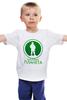 """Детская футболка """"Вежливая планета"""" - армия, россия, вежливые люди, ратник, вооружённые силы"""