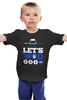 """Детская футболка классическая унисекс """"ФитПит.рф - Спортивное питание"""" - спорт, фитнес, crossfit, кроссфит, спортивное питание"""