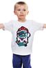 """Детская футболка """"Merry Deadmas """" - zombie, christmas, santa, merry"""