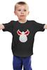 "Детская футболка ""Бэйн (Bane)"" - бэйн, bane"
