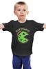"""Детская футболка """"Pac Zombie"""" - zombie, зомби, pac man"""