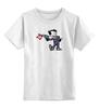 """Детская футболка классическая унисекс """"Джокер"""" - джокер"""