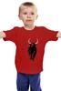 """Детская футболка """"Боевой бык"""" - бык, bull, торо, toro, тореадор"""