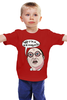 "Детская футболка ""Н-н-нада?!!!"" - юмор, приколы"