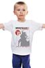 """Детская футболка """"Birmingham 6"""" - музыка, industrial, ebm, front 242, birmingham 6"""