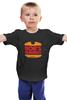 """Детская футболка классическая унисекс """"Закусочная Боба (Bob's Burgers)"""" - закусочная боба, bobs burgers"""
