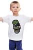 "Детская футболка классическая унисекс ""Sloppy seconds"" - punk, панк, sloppy seconds"