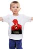 "Детская футболка ""Bioshock Infinite"" - биошок, bioshock infinite, биошок инфинити"
