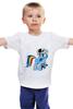 """Детская футболка классическая унисекс """"BattleFriend 3: Assault Dash"""" - игра, pony, mlp, пони, battlefield 3"""