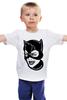 """Детская футболка классическая унисекс """"Женщина-кошка (Catwoman)"""" - batman, бэтмен, женщина-кошка, catwoman, dc comics"""