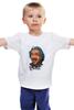 "Детская футболка ""Эйнштейн"" - science, наука, einstein"