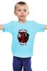 """Детская футболка """"Dance Good (Pulp Fiction)"""" - ума турман, тарантино, криминальное чтиво, pulp fiction"""