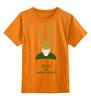 """Детская футболка классическая унисекс """"Локи  Loki"""" - мстители, loki, avengers, локи"""