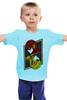 """Детская футболка """"Flash (Молния)"""" - flash, молния, флэш"""