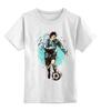 """Детская футболка классическая унисекс """"Лионель Месси"""" - football, messi, месси"""