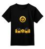 """Детская футболка классическая унисекс """"Геймер (Игрок)"""" - gamer, xbox, джойстик, ps, приставка"""