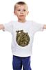 "Детская футболка ""Tidehunter"" - dota, dota 2, hunter, дота, дота2, tide, kunkka, тайд, хантер"