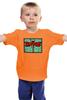 """Детская футболка классическая унисекс """"Влюбленная Стрекоза"""" - сердце, любовь, сердца, валентин, стрекоза"""