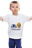"""Детская футболка """"Это не те дроиды,которых вы ищете"""" - star wars, звездные войны, r2s2, c-3po"""