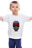 """Детская футболка """"Kanye West"""" - арт, иллюстрация, kanye west, рэпер, канье уэст"""