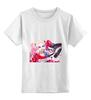 """Детская футболка классическая унисекс """"Харли"""" - харли квинн, harley quinn"""