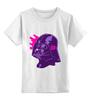 """Детская футболка классическая унисекс """"Purple Vader"""" - star wars, darth vader, звездные войны, дарт вейдер"""