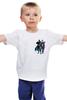 """Детская футболка классическая унисекс """"Batman """" - batman, бэтмен"""