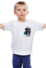"Детская футболка ""Batman "" - batman, бэтмен"