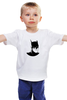"""Детская футболка классическая унисекс """"i am batman"""" - comics, комиксы, batman, бэтмен, dc"""