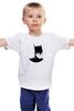"Детская футболка ""i am batman"" - comics, комиксы, batman, бэтмен, dc"