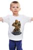 """Детская футболка классическая унисекс """"Halo 4"""" - halo, halo 4"""