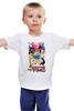 """Детская футболка классическая унисекс """"Adventure time"""" - сериал, мульт, время, adventure time, приключений, время приключение"""