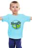 "Детская футболка классическая унисекс ""Шелдон Купер (Moon Pie)"" - the big bang theory, теория большого взрыва, шелдон купер"