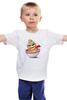 """Детская футболка """"Рамэн"""" - еда, лапша, рамэн, ramen"""