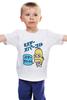"""Детская футболка классическая унисекс """"Гомер Симпсон"""" - гомер, homer, симпсоны, the simpsons"""