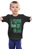 """Детская футболка классическая унисекс """"Правила знаний"""" - во все тяжкие, теория большого взрыва, игра престолов, game of thrones, heisenberg"""