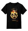 "Детская футболка классическая унисекс ""Linkin Park - Burning in the skies"" - арт, logo, linkin park, 2015"