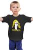 "Детская футболка ""Pure Evil"" - граффити, дизайн, винтаж, pure evil"