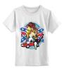 """Детская футболка классическая унисекс """"Southern life"""" - guns, losadleras, los adleras, kotashi, cowgirl, confederate states, кша"""