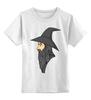 """Детская футболка классическая унисекс """"Гэндальф (Gandalf)"""" - властелин колец, хоббит, gandalf, гэндальф"""