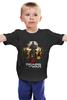 """Детская футболка классическая унисекс """"Gears of war 2"""" - gears of war, маркус феникс, дельта"""