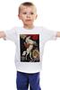 """Детская футболка классическая унисекс """"ретро плакат"""" - ретро, плакат, афиша, цирк, старое"""