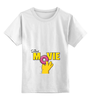 """Детская футболка классическая унисекс """"The Simpsons"""" - симпсоны"""