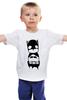 "Детская футболка ""Batman (Бэтмен)"" - batman, бэтмен"