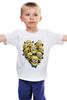 """Детская футболка """"Миньоны"""" - смешно, мультик, мульт, миньоны, гадкий я, гадкий я 2"""
